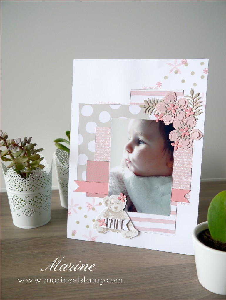 StampinUp - Marine Wiplier - Creative Support Team Blog Hop